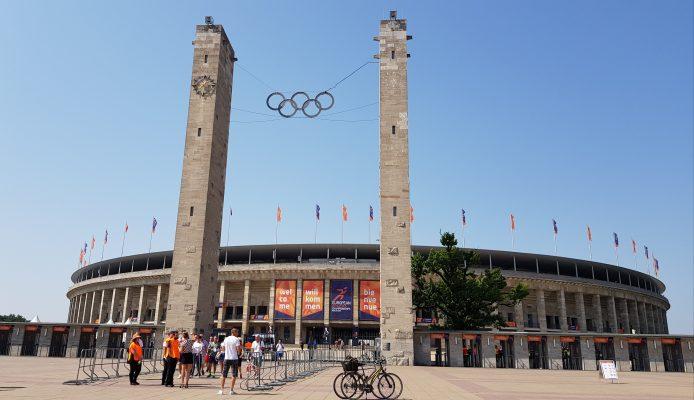 Wunderbares Olympiastadion
