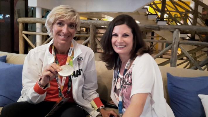 Eine Ehre: Interview mit Ingrid Klimke, Vielseitigkeitsreiterin und mehrfache Olympiasiegerin