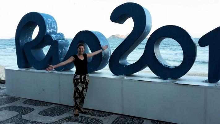 Wunderbare Zeit in Rio