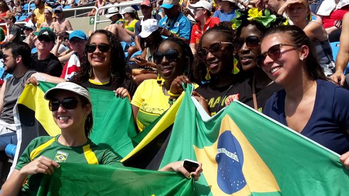 Brazil rules!