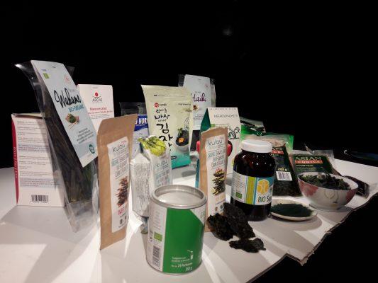 Alles Algen-Produkte