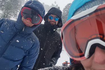 Schnee, Schnee, Schnee