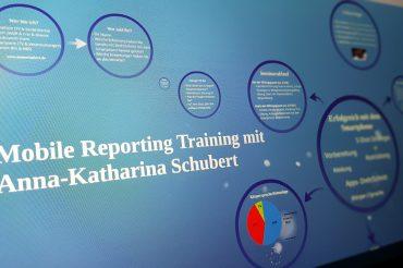 Seminar: Mobile Reporting