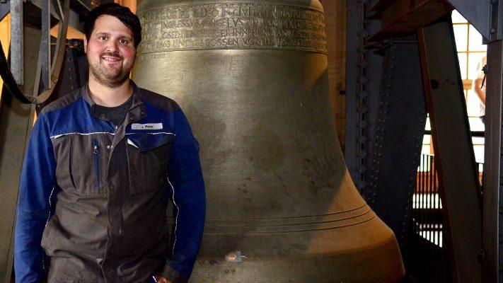 Julius Maaß, Glockengießer